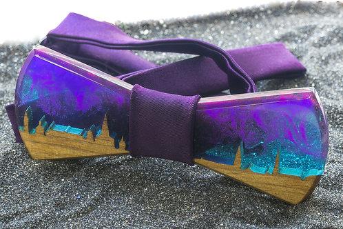 Галстук-бабочка Сияние