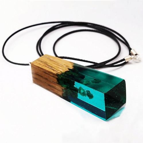 """Кулон """"Green Wood"""""""