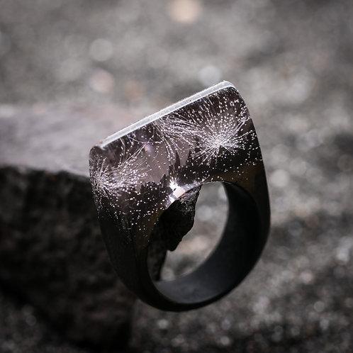 Кольцо Dandelion (в наличии 17 размер)