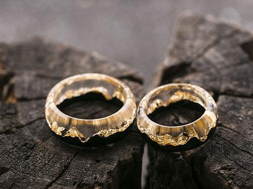 Обручальные Кольца Gold (пара)