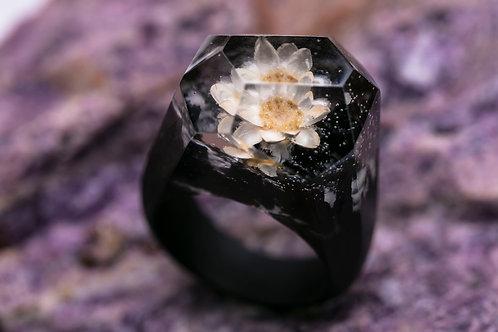 """Wood Ring """"Lili"""""""