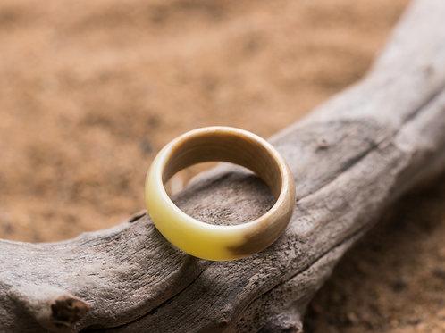 Кольцо Yellow Pastel