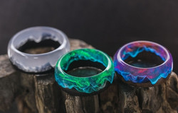 Collection Wooden Bands