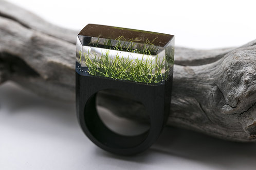 Wood Ring Summer dreams