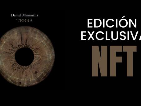 Daniel Minimalia lanza su álbum ganador del Latin Grammy en NFT con 8 piezas de arte exclusivas.
