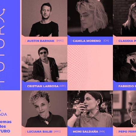 FuturX, un área de encuentro para profesionales de la industria musical.
