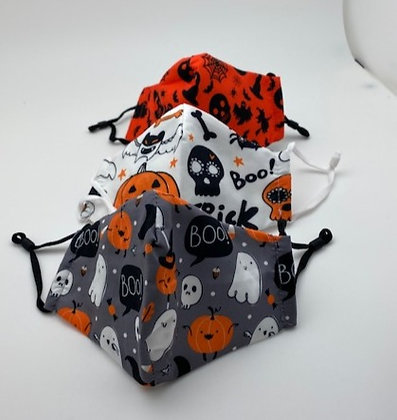 Halloween Face Mask for Kids