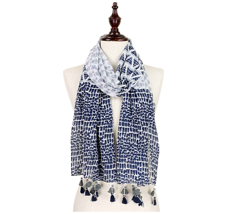 Fish Scale Scarf