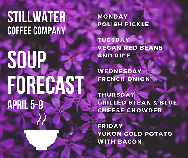 Copy of STILLWATER COFFEE COMPANY SOUP F