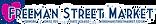 Freeman Street Market logo ORIGINAL LARG
