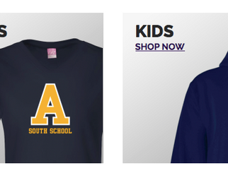SOUTH SCHOOL APPAREL STORE