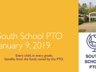 JANUARY 9, 2019 PTO MEETING