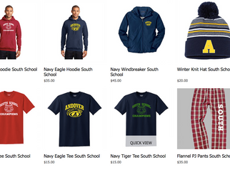SPIRIT WEAR - SCHOOL PRIDE!