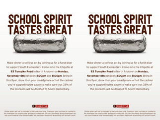 GUAC ON!  11/5 @ CHIPOTLE