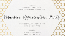 VOLUNTEER APPRECIATION PARTY: 6/12