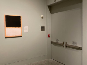 How to Install a Rothko (66 words)