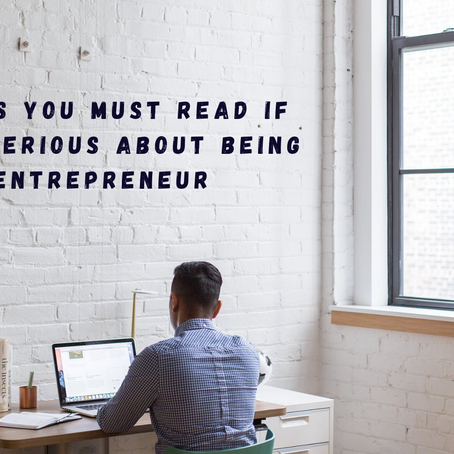 10 Quotes You Must Read If You're Serious About Being An Entrepreneur