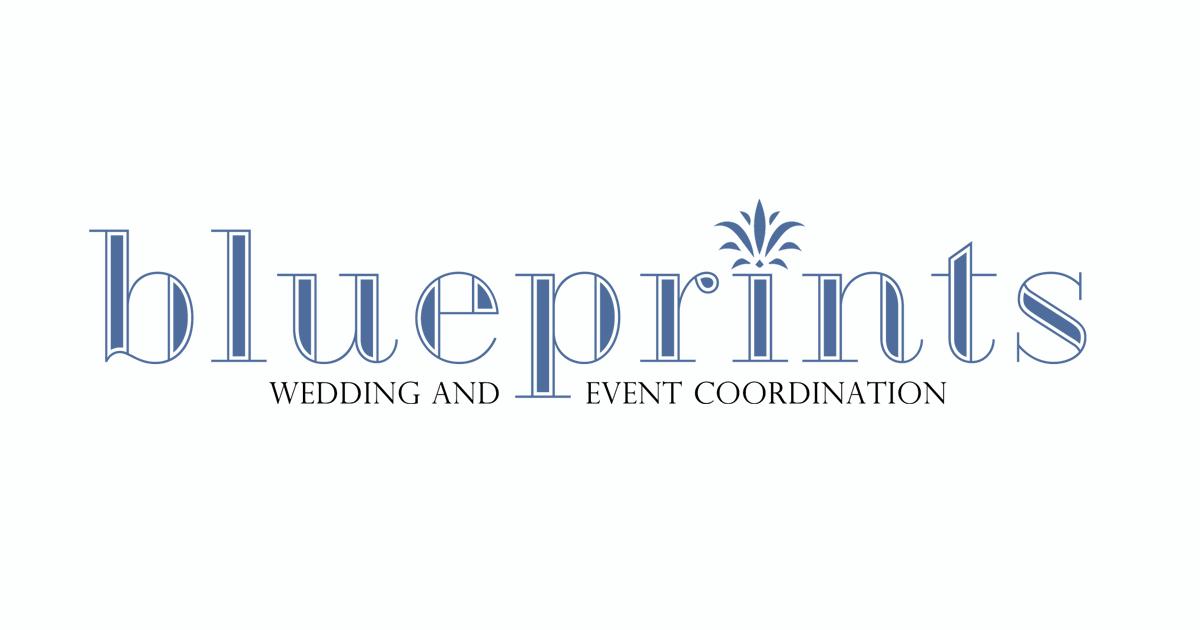 Blueprints wedding event coordination malvernweather Image collections