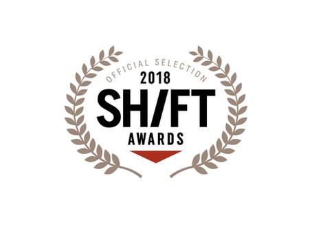 SHIFT Award Official Selection!