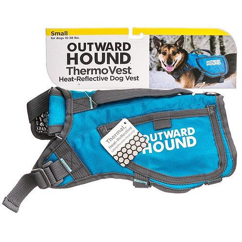 Outward Hound Thermovest Dog Vest - Blue