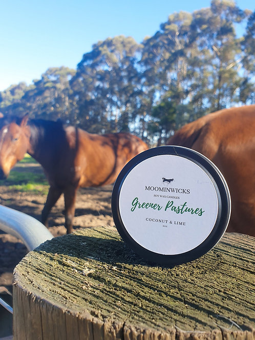 Greener Pastures Candle
