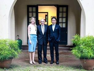 Seminar on 'US-Myanmar Relations in the age of Trump' by Professor David Steinberg