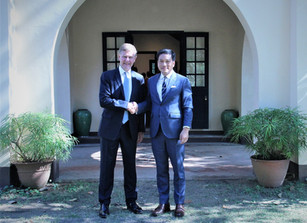 Environmental Challenges and Myanmar's Transition with Erik Solheim