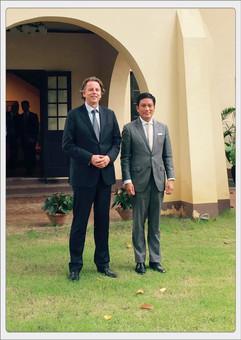 Netherland Foreign Minister Bert Koenders
