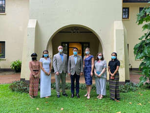 Canada supports Education Program for U Thant House