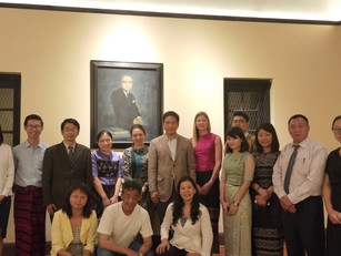 Seminar on the 'Future of Sino-Myanmar Relations' with Yunnan Academy of Social Sciences