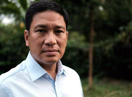 ISP Myanmar ၏ ယောမင်းကြီးဇရပ် ဆွေးနွေးပွဲသို့ ပေးပို့ခဲ့သည့် ရာသီဥတုပြောင်းလဲမှုဆိုင်ရာ ပြောကြားချက်