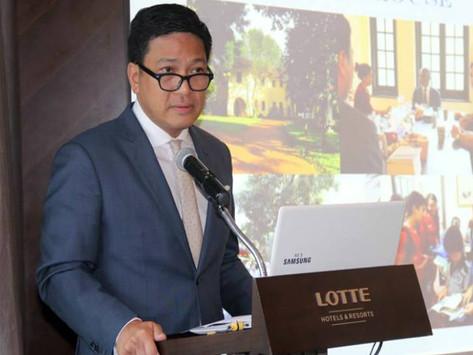 တရုတ်-မြန်မာ စီးပွားရေးစင်္ကြန် ဟောပြောပွဲ အမှာစကား