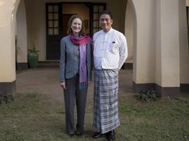 UNICEF Executive Director Henrietta Fore