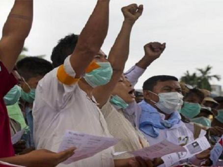 နိုင်ငံရေးမြင်ကွင်းသစ်ကို ပုံသွင်းလိုက်သည့် ပြန်လည်နိုးထလာသော မြန်မာအမျိုးသားရေးဝါဒ