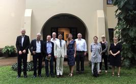 Danish Parliamentarian Delegation visit U Thant House