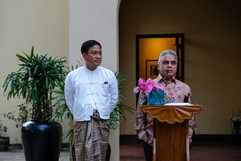 Kishore Mahbubani at U Thant commemorative lecture