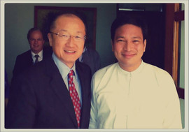 World Bank President Jim Kim
