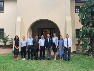 Academic exchange with Yunnan Academy of Social Sciences