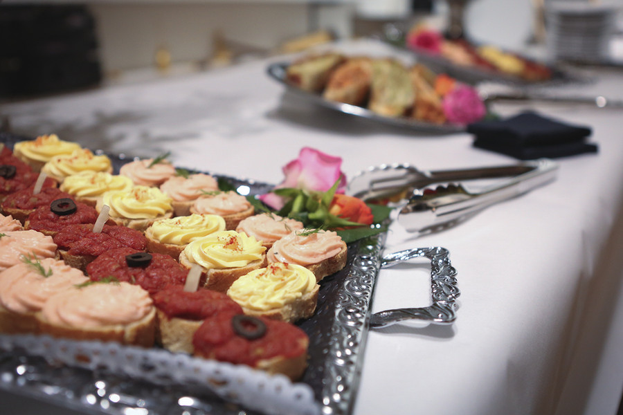 Apéroplatte by Maximahl Catering