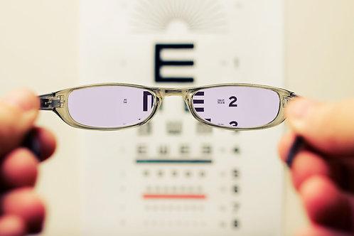 Prescription Lenses with Precision Tint