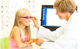 Girl with optometrist.PNG