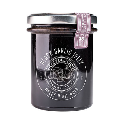 Black Garlic Jelly