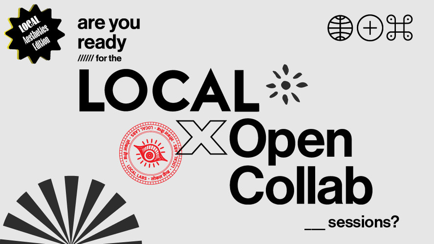 LOCAL X Open Collab 2020