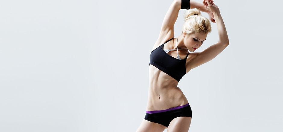 ballet fitness ginástica