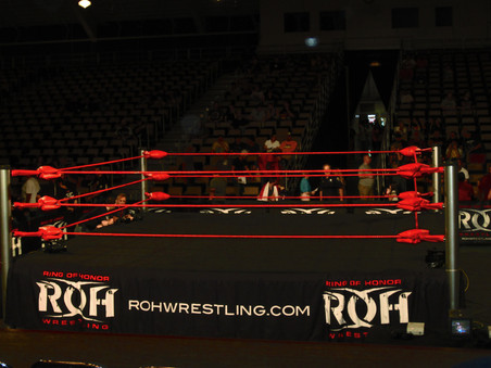 THE PREDICTOR PREDICTS: ROH BEST IN THE WORLD 2021