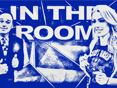 IN THE ROOM - 6/15/2021
