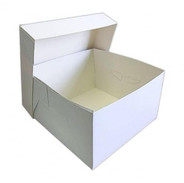 Cake boxes in various sizes