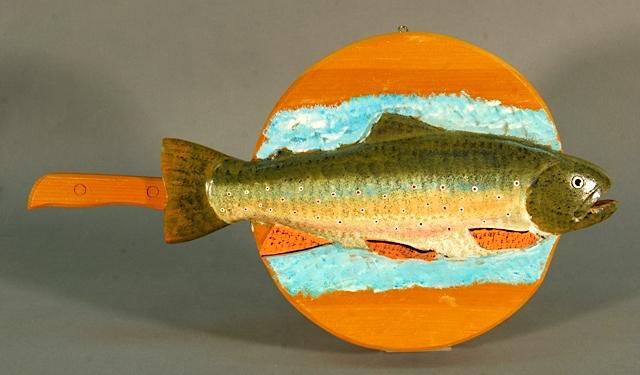 Couteau au poisson