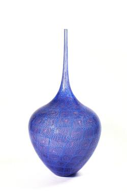 Vase - Sans  titre  (série  Murrine)