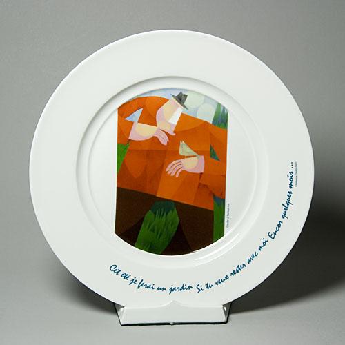 Assiette - Le Sauteur-1196